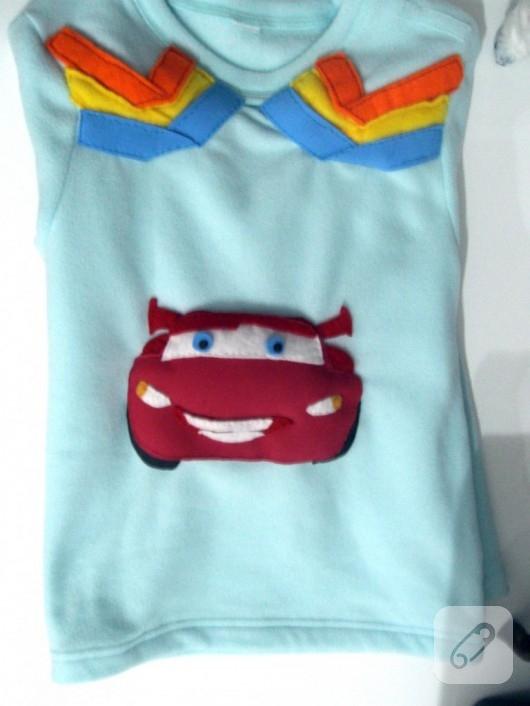 çocuklar için polar sweatshirt
