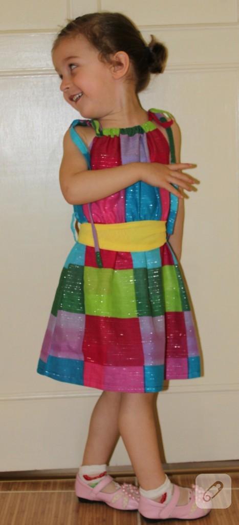 kız çocuğu elbisesi