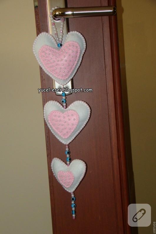 Kalpli Kapı Süsü