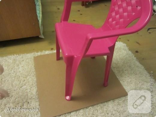 Gazete Kağıtlarıyla Hasır Sandalye Yapımı