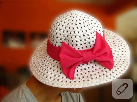 Şapka Süsleme