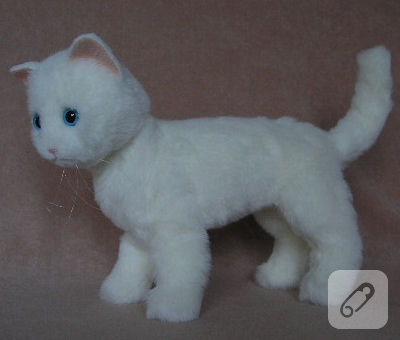 Amigurumi Kedi Sylvester Yapımı - Emekce.com - Örgü Modelleri   340x400