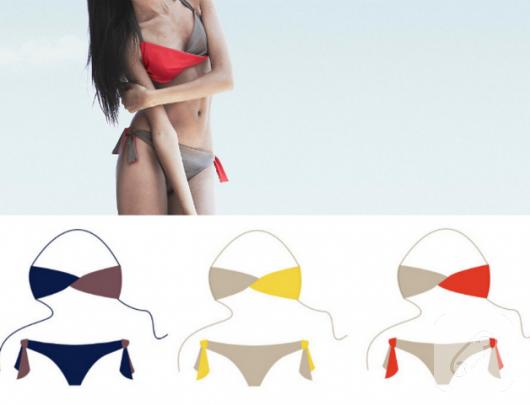 el yapımı bikini