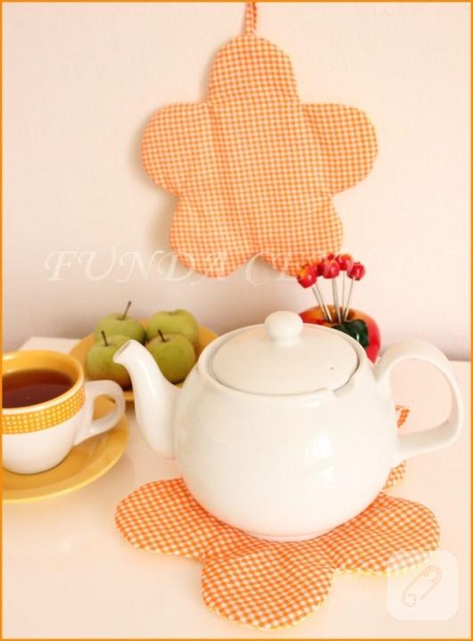 Çaydanlık altlığı