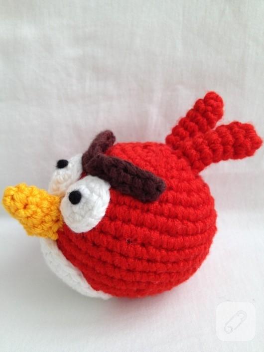 Amigurimi Angry Birds