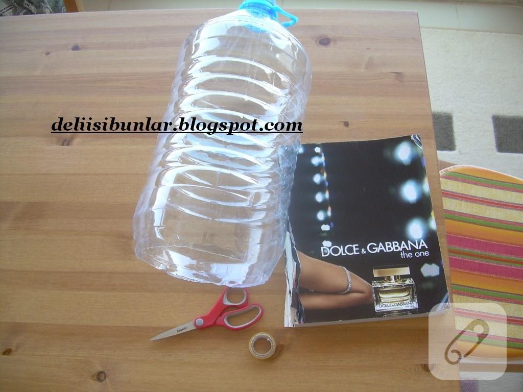 Ekonomik yaratıcılık. Plastik şişelerden kelebekler nasıl yapılır