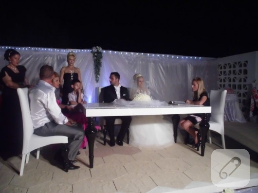 düğün hazırlıkları