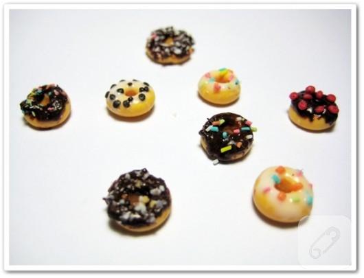 Polimer kilden donutlar