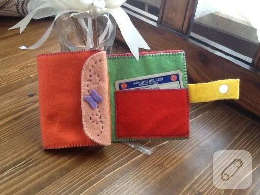 keçe cüzdan