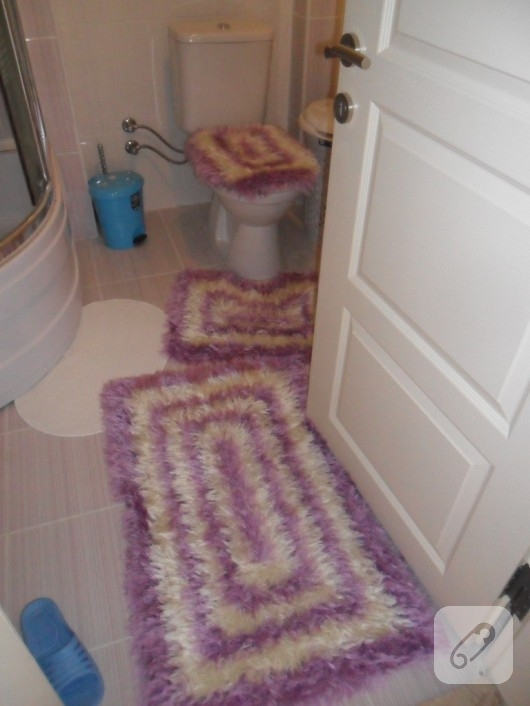 kirpi ipten banyo takımı