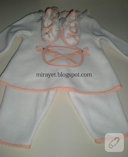 polar bebek kıyafetleri