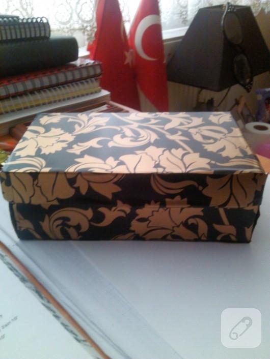 Tarifli kutu yapımı