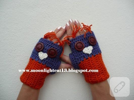 eldiven modelleri