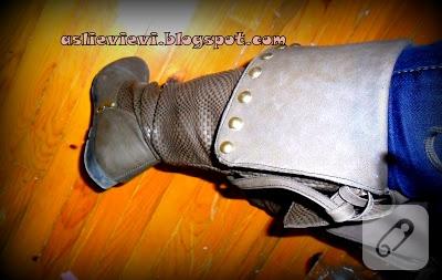 çizme yenileme