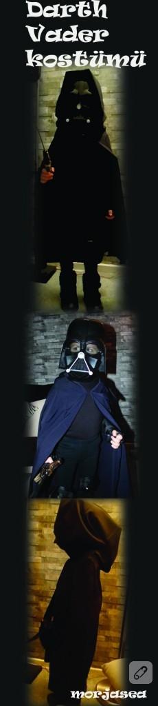 Darth Vader kostümü