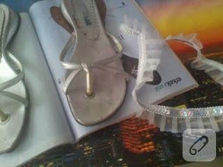 Sandalet yenileme