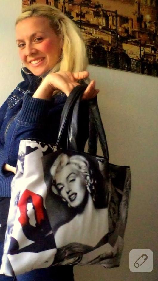 Marilyn Monroe çanta