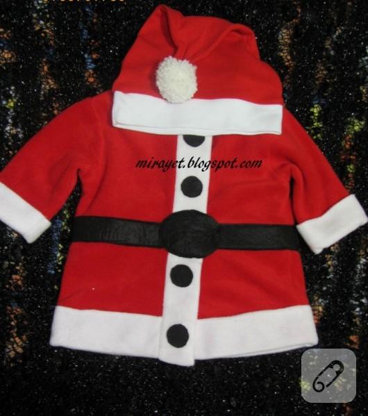 Noel kıyafeti