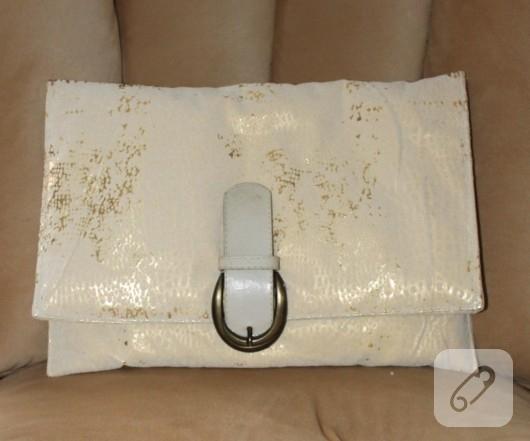 Portföy çanta dikişi