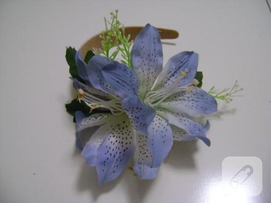 Mavi lohusa taçları