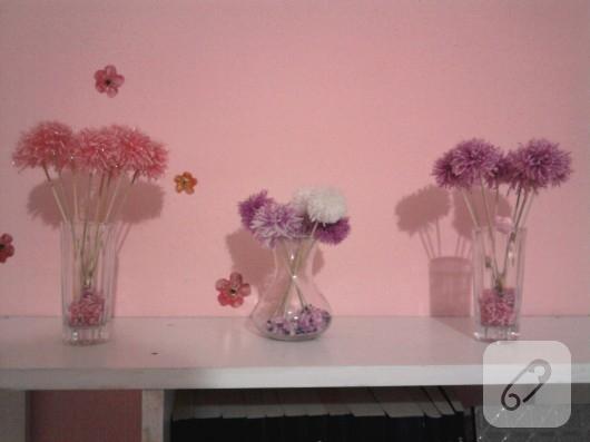 ponpon çiçek