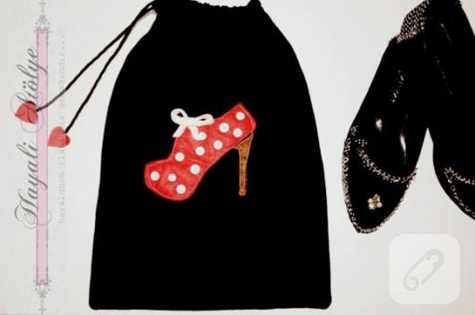 Ayakkabı çantası