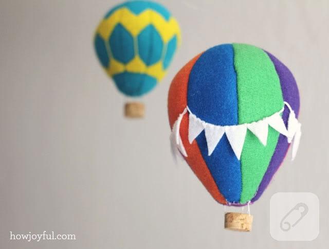 Kece Sicak Hava Balonu