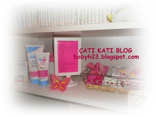 bebek çantası ihtiyaç listesi