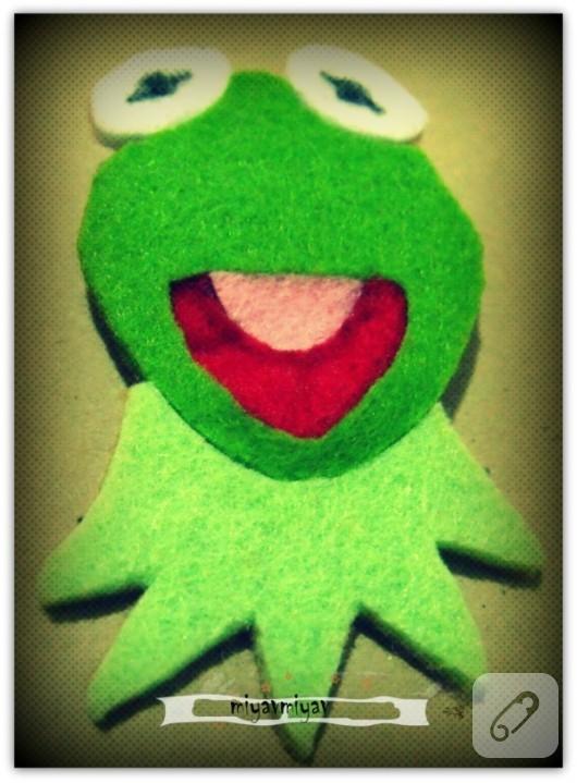 Keçe Kermit