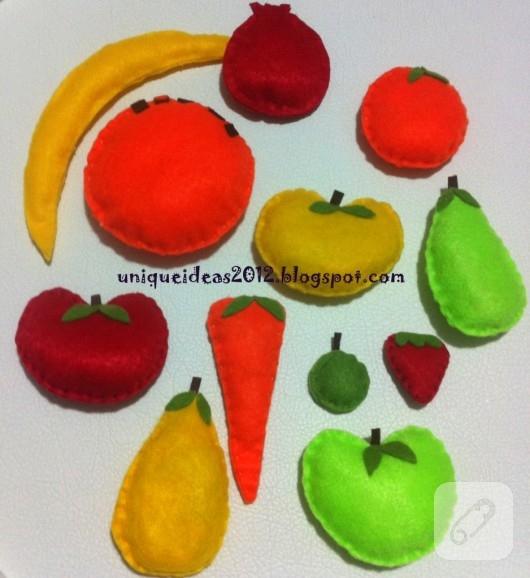 keçe meyveler
