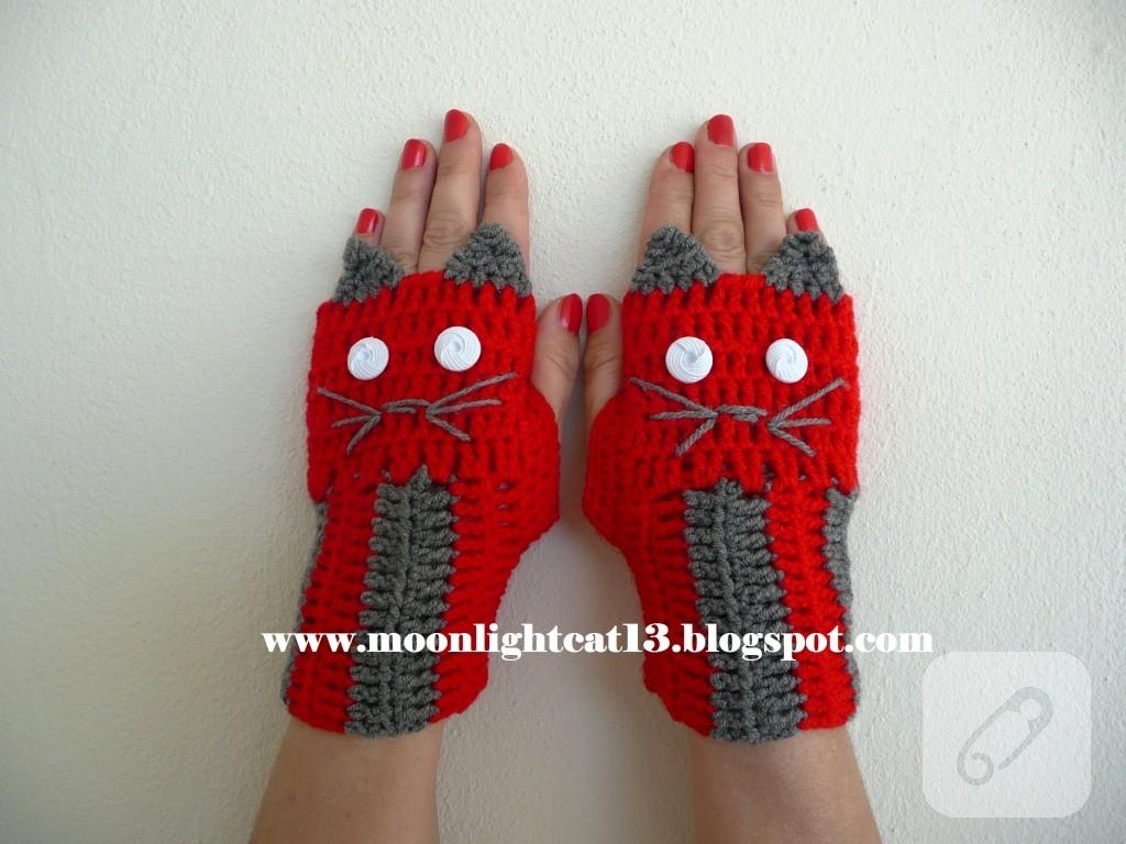 Bilekleri-desenli-örgü-eldiven-modelleri