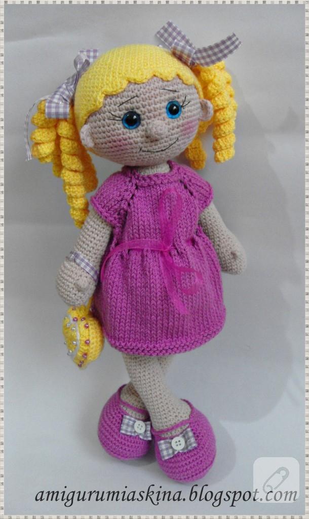 Amigurumi Aşkına-Örgü Oyuncaklarım: Yeni Bir Lola Bebek- Amigurumi ... | 1024x610