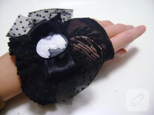 parmaksız eldiven modeli