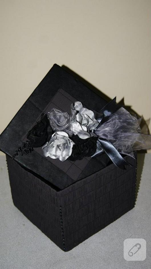 dekoratif kutular