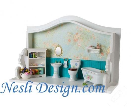 Minyatür banyo