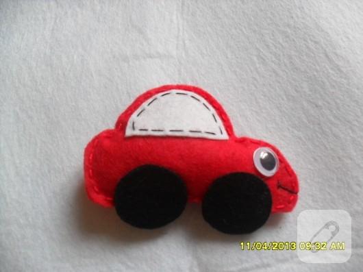keçe araba