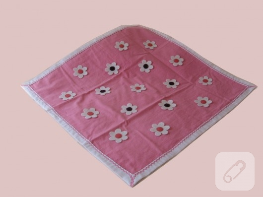 Pazen bebek battaniyesi