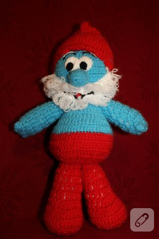 Amigurumi Bebek Yapımı 2 (Crochet Amigurumi Baby 2) - YouTube | 480x320