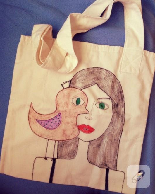canvas çanta