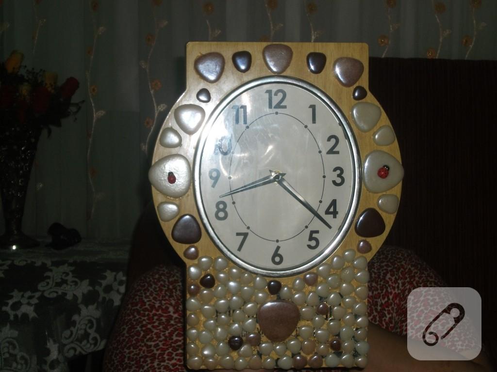 saat süsleme