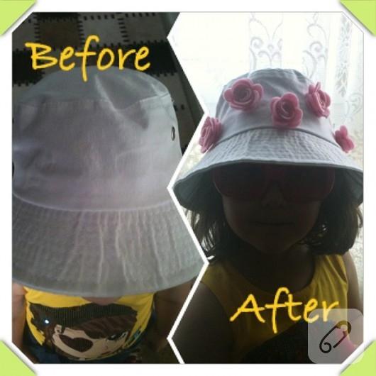 çocuk şapkası