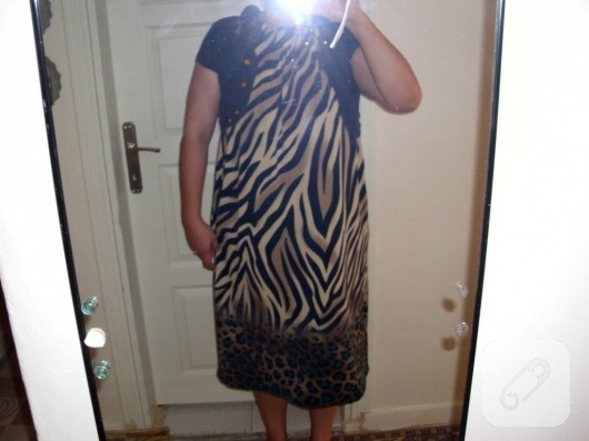 yazlık elbise