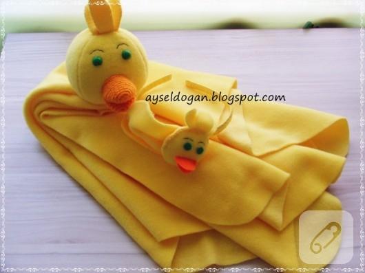 oyuncaklı battaniye