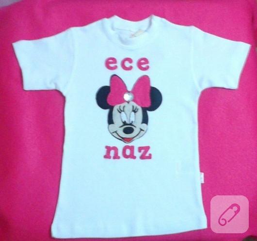 Minnie Mause tişört