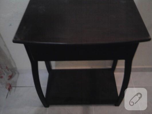 mobilya boyama