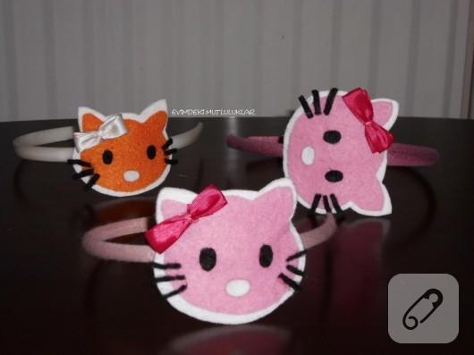 hello kitty taç modelleri