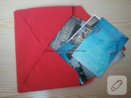 polar çanta yapımı