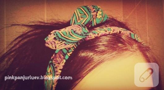 saç bandı