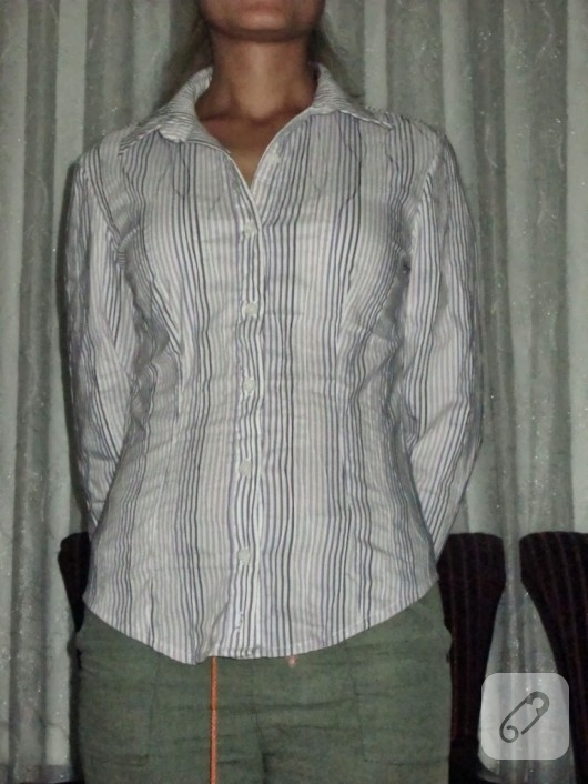 Bayan gömleği