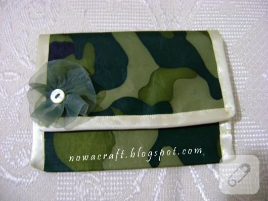 cüzdan yapımı